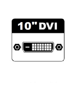 "10"" DVI Monitors"