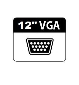 """12"""" VGA Monitors"""