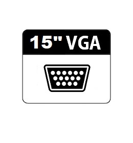 """15"""" VGA Monitors"""