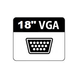 """18"""" VGA Monitors"""