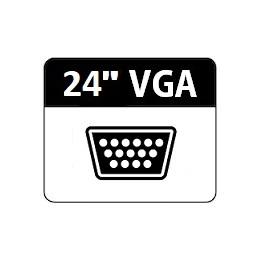 """24"""" VGA Monitors"""