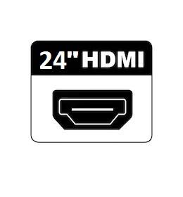 "24"" HDMI Monitors"