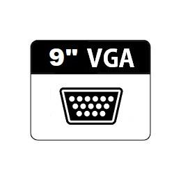 """9"""" VGA Monitors"""