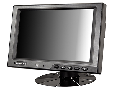 "7"" Touchscreen LCD Display Monitor with DVI, VGA & AV Inputs"