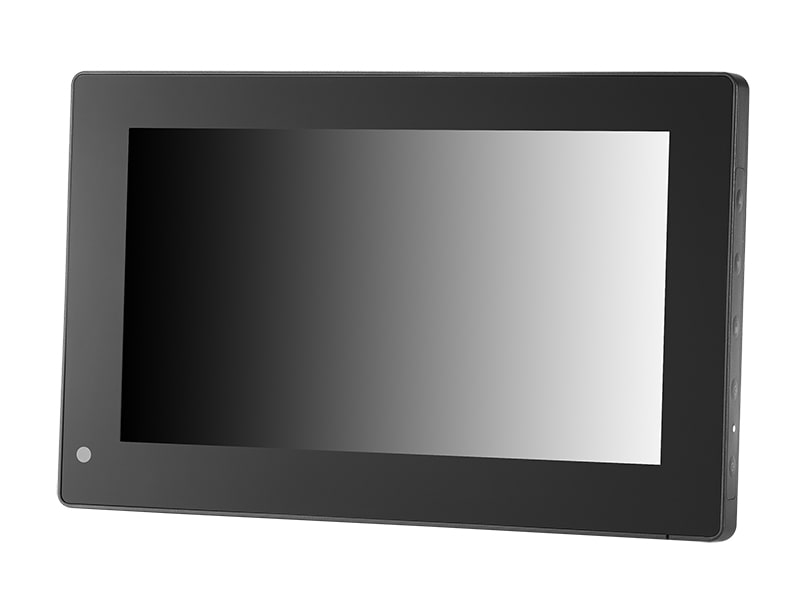 "8"" Front IP65 Sunlight Readable Capacitive Touchscreen LCD Monitor with HDMI, USB-C Inputs"