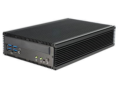 Small Form Factor Intel Low-Power CPU Mini Fanless PC