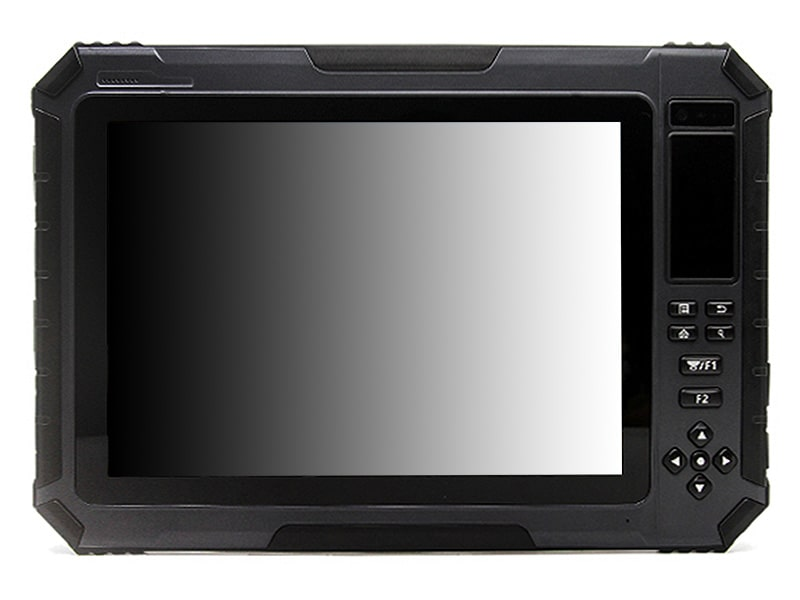 """10.1"""" IP65 Sunlight Readable Water Resistant Rugged Tablet PC"""