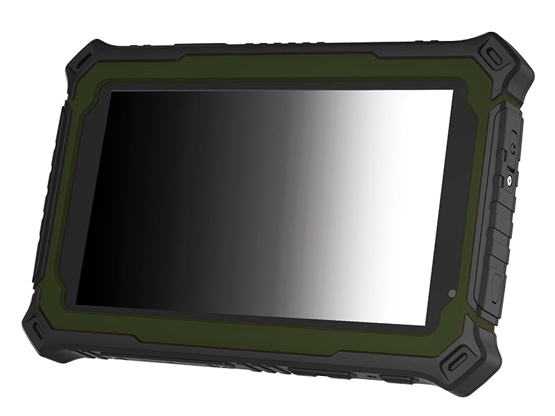 """7"""" IP67 Sunlight Readable Water Resistant Rugged Tablet PC"""
