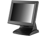 "12.1"" IP54 Touchscreen LCD Display Monitor with VGA & DVI Video Inputs"